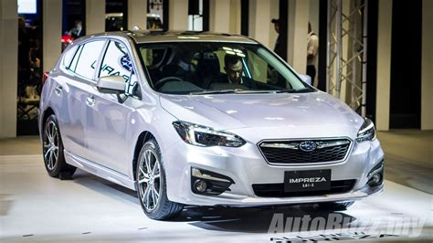 2017 Subaru Impreza Launched In Singapore May Come To