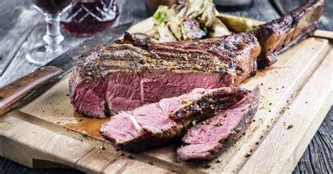comment cuisiner une entrecote de boeuf comment cuire une c 244 te de bœuf