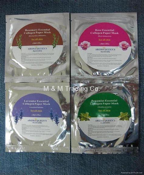 Collagen Gel collagen gel paper mask series o t m alyssa g la