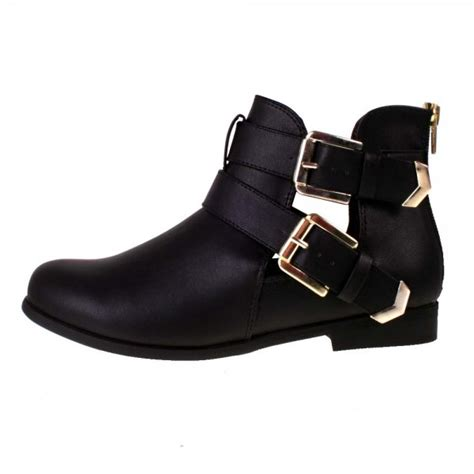 flat heel ankle boots boot ri