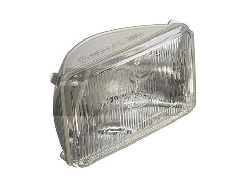 volvo high beam headlamp sealed beam