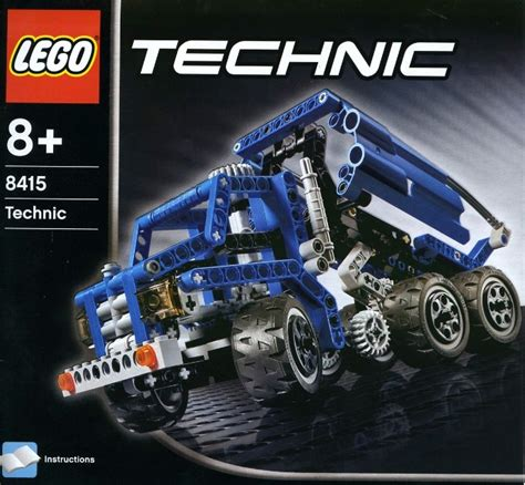 Technic   2005   Brickset: LEGO set guide and database