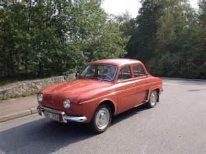 1959 Renault Dauphine Renault Dauphine 1959 Sedan Sold Classicdigest