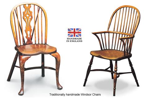 Handmade In Uk - chairs oak and ash traditionally handmade in