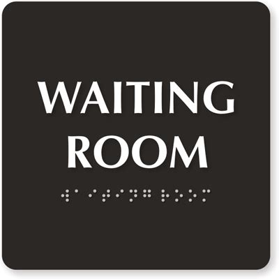 waiting room signs office signs doctor s office signs