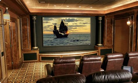 home theater design nj dedicated custom home theater system integration solution