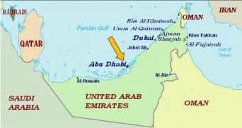 Abu Dhabi World Map by Where Is Abu Dhabi On The World Map Submited Images