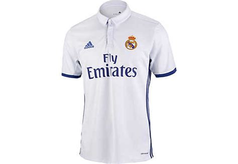 Jersey Home Real Madrid 2016 adidas real madrid jersey 2016 17 real madrid home