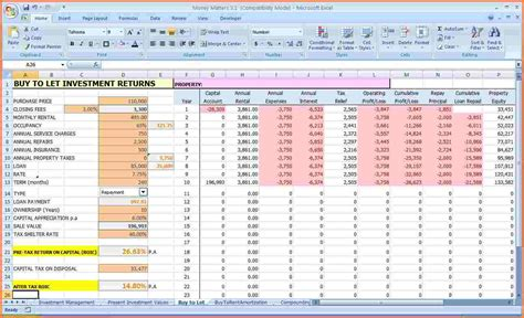 personal finance spreadsheet template excel spreadsheets group