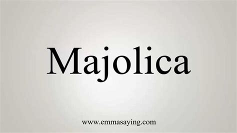 How To Pronounce Vase by 66 Best Images About Majolica Inspiration On