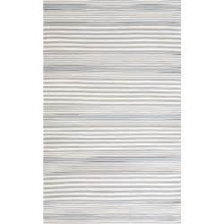 Dash And Albert Indoor Outdoor Rugs Dash And Albert Rugs Rugby Light Blue Striped Indoor