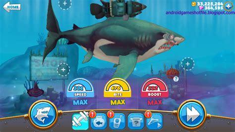 unduh game hungry shark mod hungry shark world v1 6 0 mod apk unlimited coins
