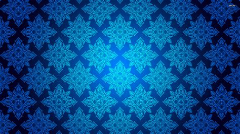 blue pattern background vector blue vintage pattern wallpaper vector wallpapers 864