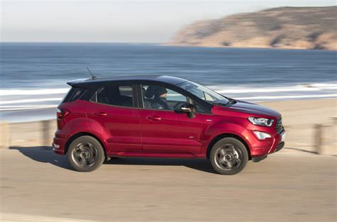 Different Interior Styles by Ford Ecosport Review 2018 Autocar