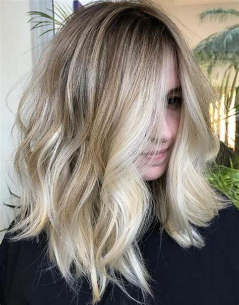 Blonde Hairstyles Balayage | 69 gorgeous blonde balayage hairstyles you will love