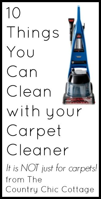 can you use a carpet cleaner on a couch 10 things you can clean with your carpet cleaner the