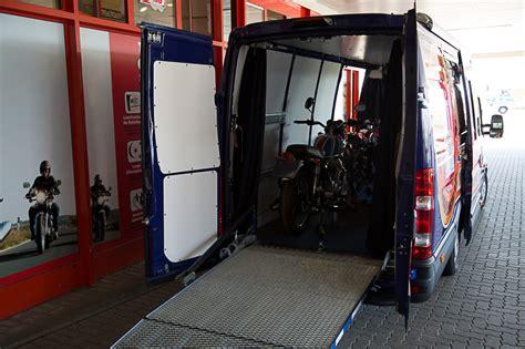 Motorradtransport Hamburg by Reitwagen Motorrad Hamburg Motorradtransporte