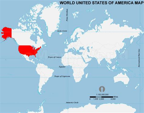 usa in world outline map usa location map location map of usa