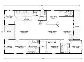 casita iii tdx4746c home floor plan 4 bedrooms 3 baths