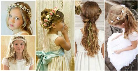 peinados para nias de 10aos para la comunion 17 modelos y tutorial para hacer peinados para ni 241 as de