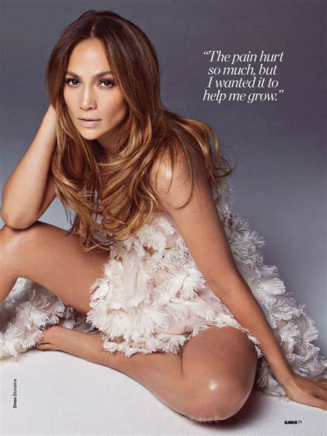 jennifer lopez covers the debut issue of glam belleza image gallery jennifer lopez glamour
