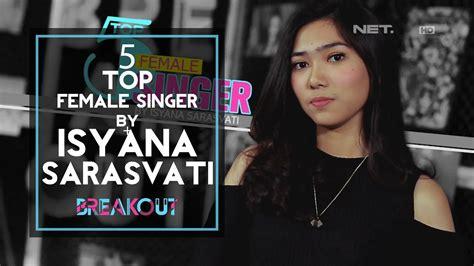 Isyana Top 5 top singer by isyana sarasvati
