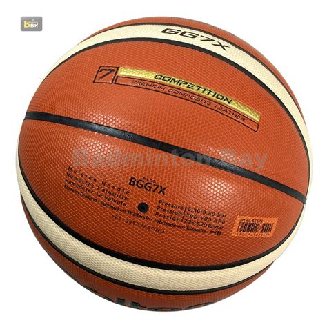 Bola Basket Molten Fiba Gg7x new molten gg7x basketball bgg7x composite leather fiba approved indoor outdoor