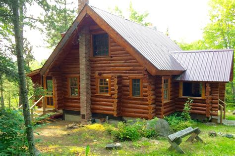 Mn Lake Cabins by Sixmile Lake Cabin Cabins For Rent In Ely Minnesota