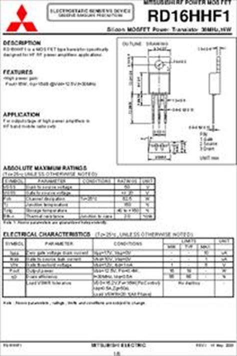 transistor zg transistor zg datasheet 28 images ndf06n60zg datasheet ndp06n60z rd70hvf1 datasheet silicon