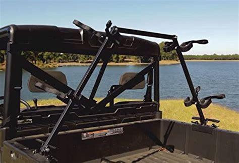 Kawasaki Mule Gun Rack by Kawasaki Mule 4010 Trans 2016 Sporting Clays Utv Gun Rack