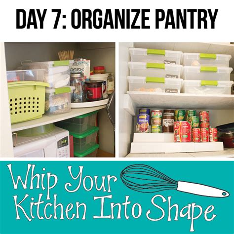 How To Organize Your Food Pantry by Organize Your Pantry I Planners