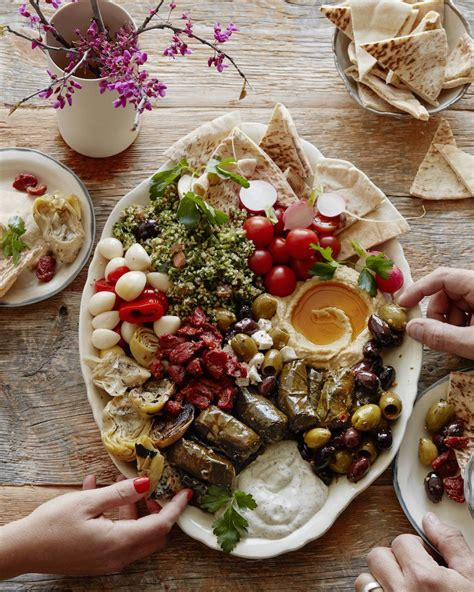 the new mediterranean table modern and rustic recipes inspired by traditions spanning three continents books vegetarian mezze platter what s gaby cooking