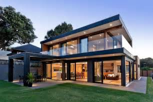 Home Design Software New Zealand modern new zealand house by creative arch opens up to sea
