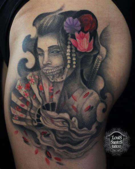 louis tattoos louis santos artist familia custom
