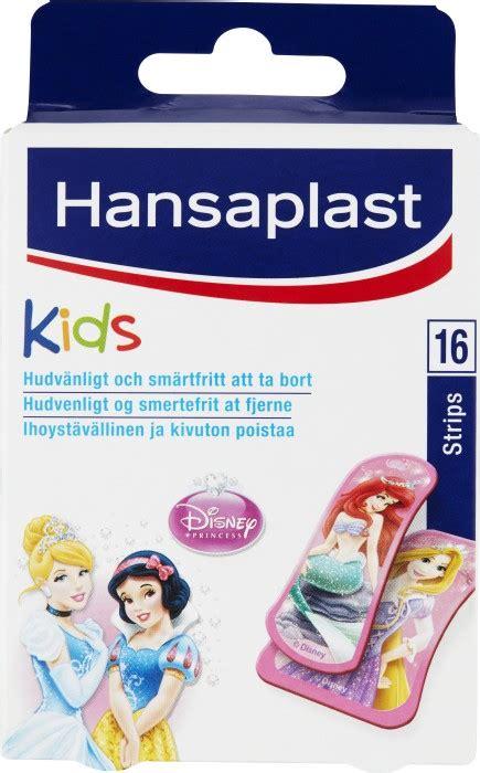 Hansaplast Plaster Disney k 246 p hansaplast disney princess pl 229 ster 16 st p 229 babyland se