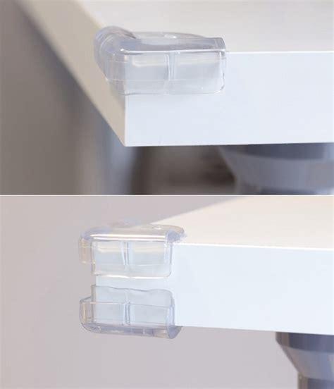 Pelindung Sudut Meja Untuk Bayi Ukuran Besar arregui corner guards pelindung sudut meja