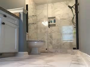 Marble like porcelain tile bathroom bathroom ideas flauminc com