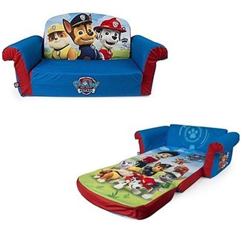 flip open sofa 2 in 1 chair bed lounger toddler