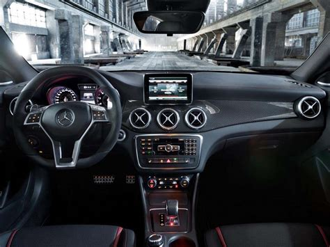 mercedes dashboard carbonwurks custom carbon fibremercedes cla gla carbon
