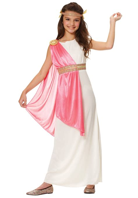 Scary Halloween Decorations To Make At Home by Girls Greek Goddess Costume Kids Goddess Costumes
