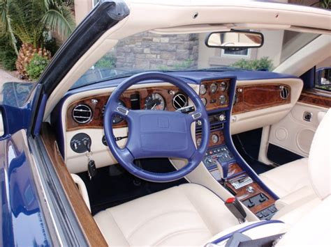bentley 2000 interior bentley spotting corzure