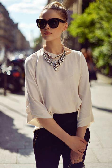20 ways to wear statement necklaces