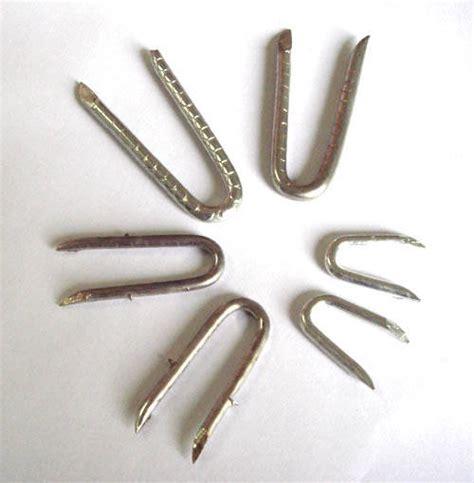 Trellis Nails fence staple u nails fence staple nails hebei qiaoshi imp exp co ltd