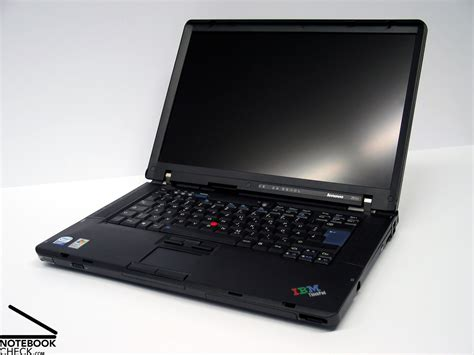 Laptop Lenovo Thinkpad review ibm lenovo thinkpad z61m notebook notebookcheck