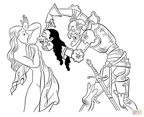 knight face coloring page 196 kta ansikte av en riddare m 229 larbok gratis m 229 larbilder