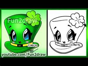 green pinches fun2draw stars funny drawers