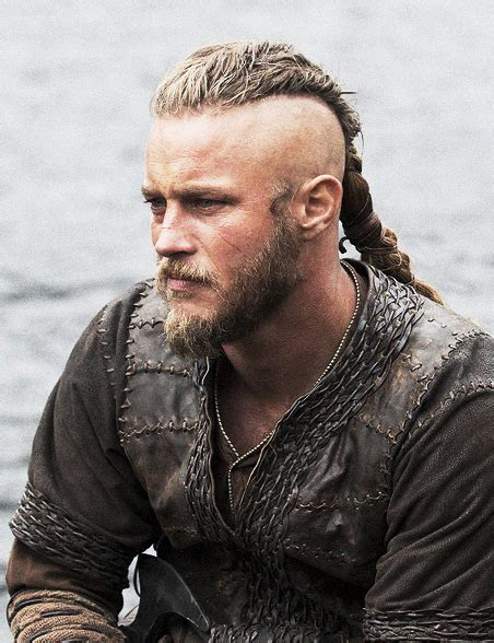 viking hairstyles for men men with long hair