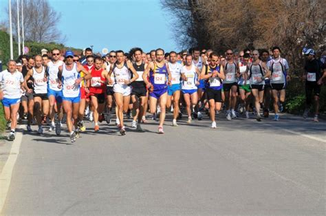 atletica di pesaro atletica urbania 187 16 176 giro faro pesaro km 12 500