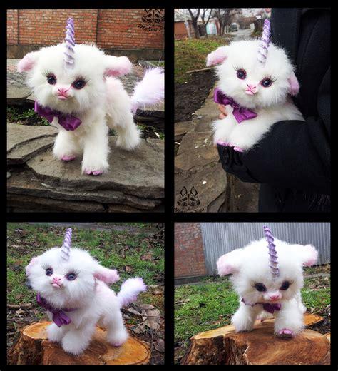 poseable doll unicorn made poseable baby unicorn by malinatoys on deviantart