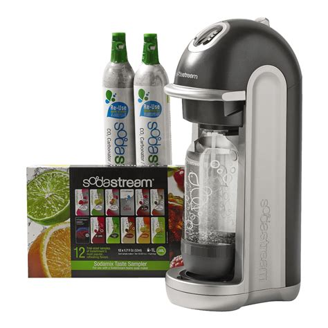 sodastream fizz home soda maker tree shops